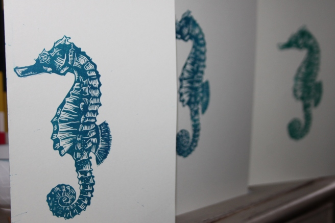 Seahorses, seahorses and more seahorses,....